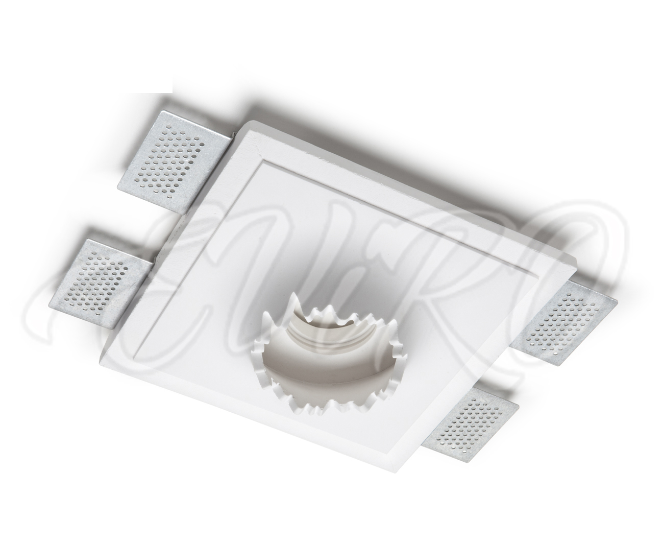 Built-in ceiling lighting fixture EViRO VPS 46