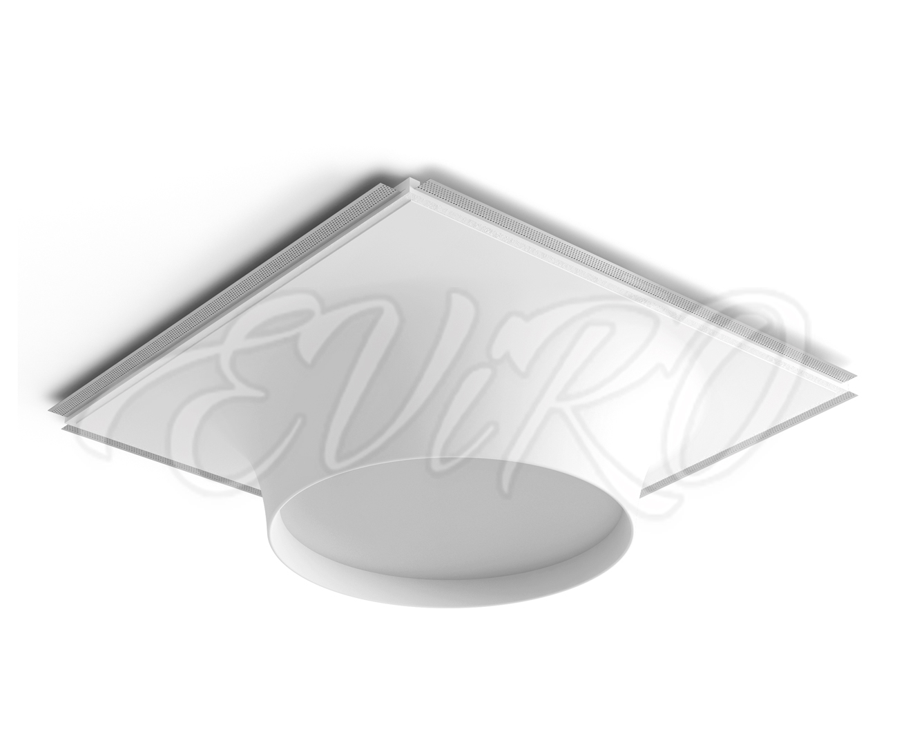 Built-in ceiling lighting fixture EViRO VPS 48