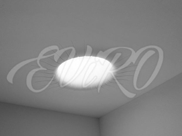 Built-in ceiling lighting fixture EViRO VPS 62