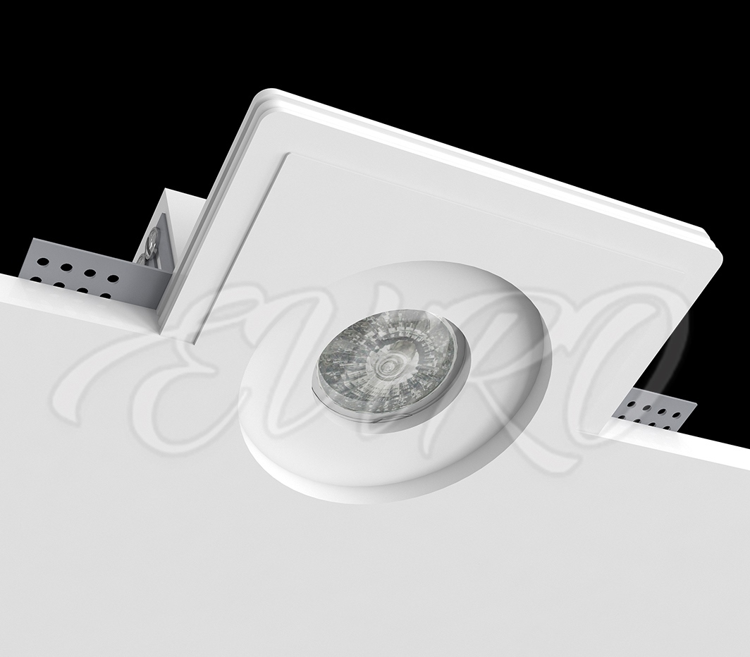 Built-in ceiling lighting fixture EViRO VPS 12