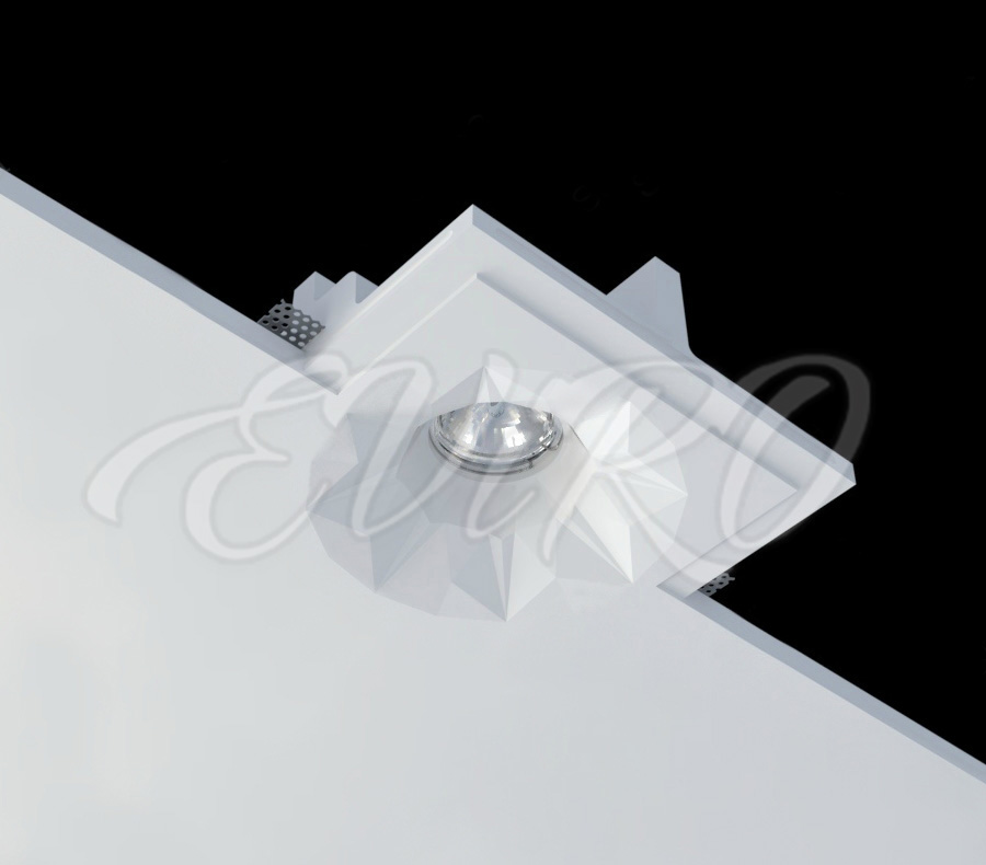Built-in ceiling lighting fixture EViRO VPS 64