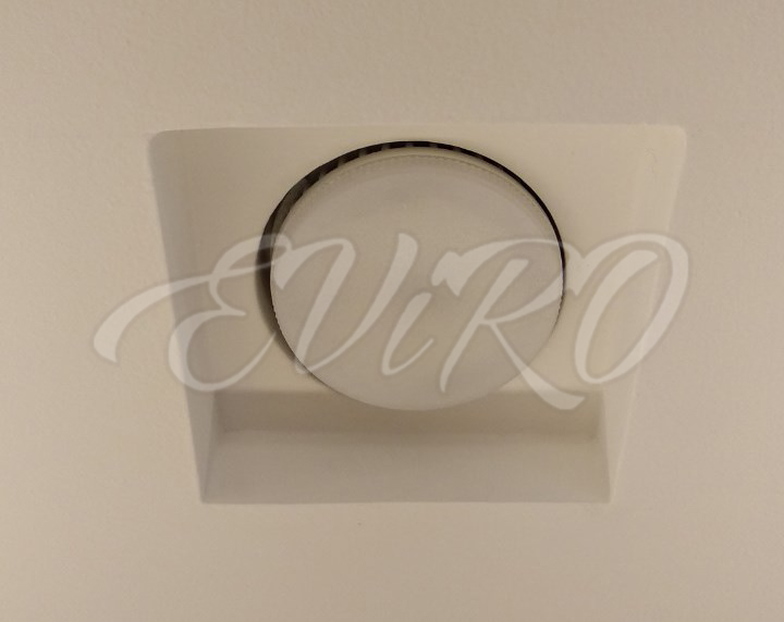 Built-in ceiling lighting fixture EViRO VPS 3